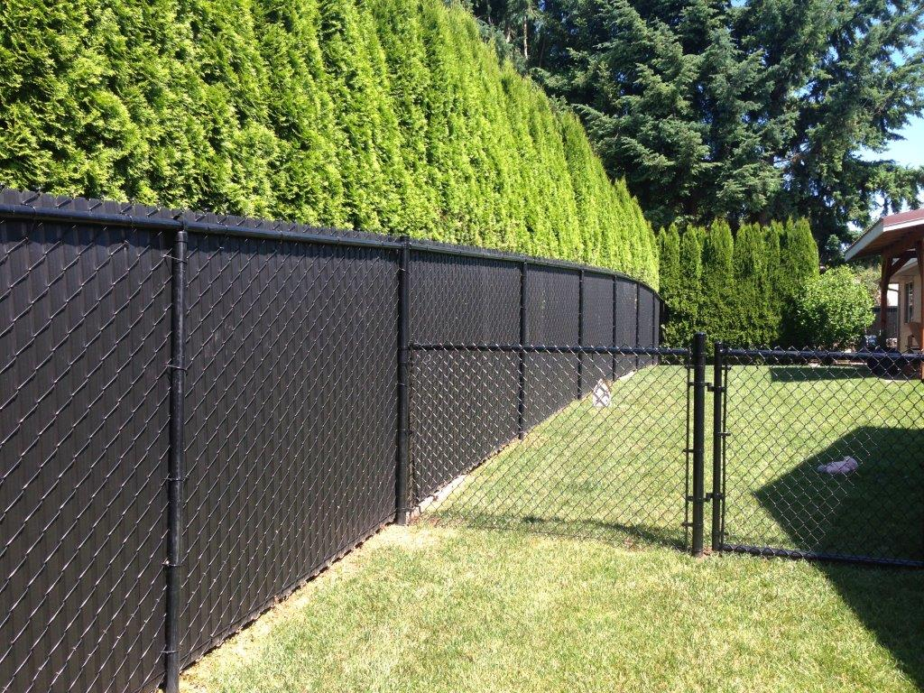 Chain Link Fence Installation Crest Fence Company Elyria Oh